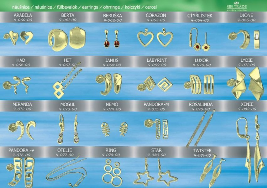 f6c3fb03e SBS Trade - jewellery collection .·´*`·.¸.·´*`·.¸
